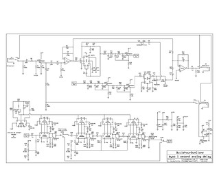 Delay Schematic