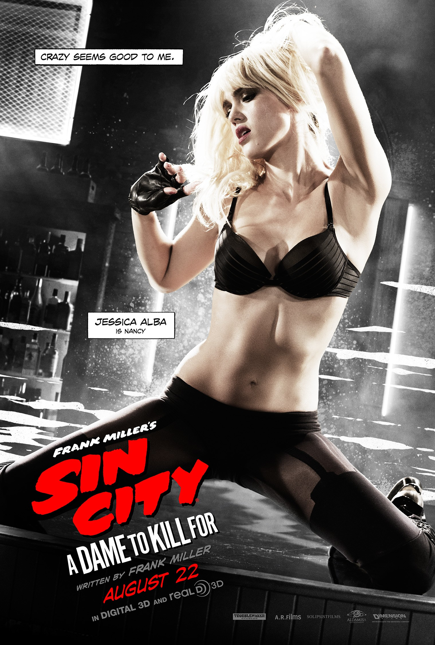 Sin City trailer R Rated