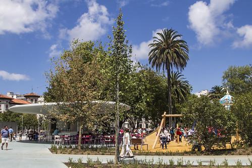 Parque de Pereda, Santander