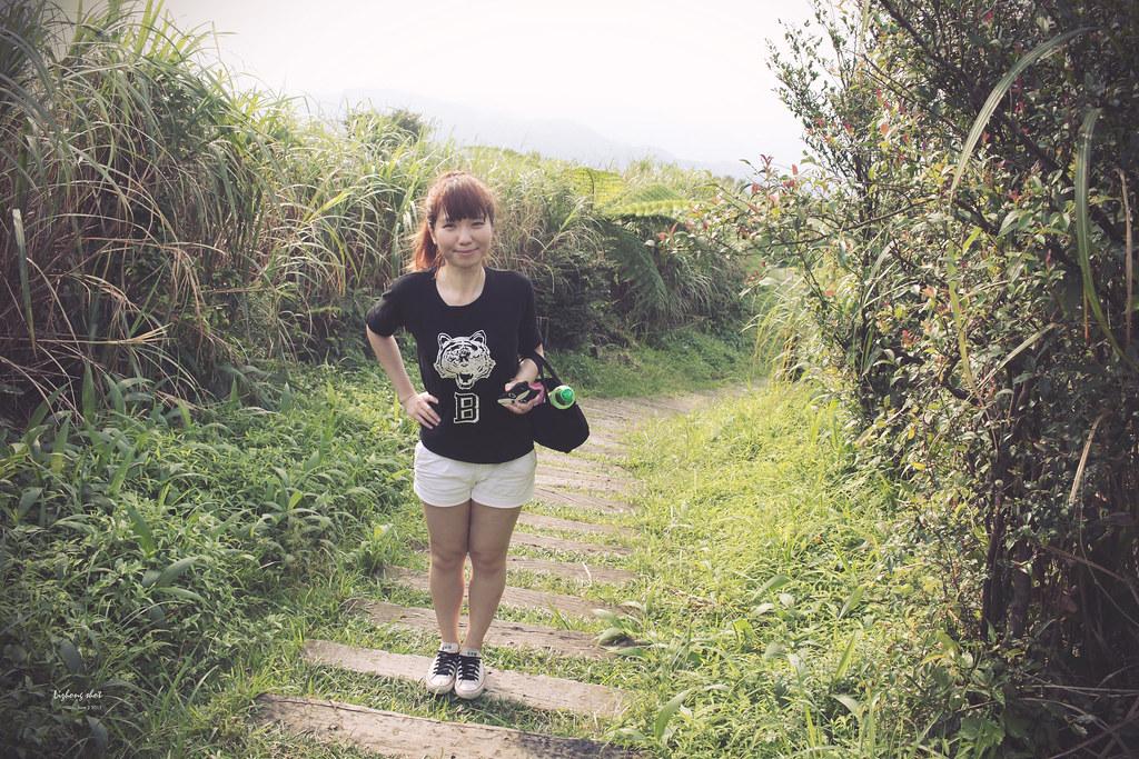 姜子寮步道的登高人生