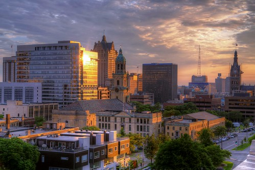 sunset summer usa home skyline wisconsin office downtown gallery apartment spirit album july condo milwaukee hdr roofview upontheroof mke 2014 westtown cathedralplace easttown nrhp stjohnsevangelical stjohnsevangelicallutheranchurch milwaukeelandmark