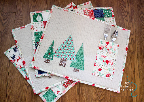 table mat craft ideas my fabric relish reversible patchwork pocket 5535