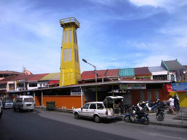 Open Air Market, Kuching 1