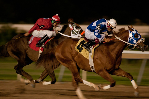 Retama Park Horse Races