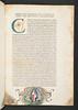 Unidentified coat of arms in Macrobius, Aurelius Theodosius: In Somnium Scipionis expositio. Saturnalia