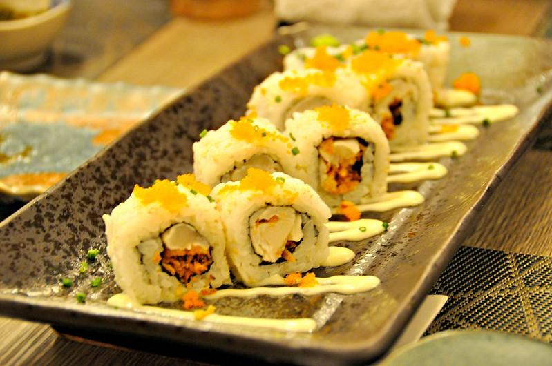 Eat Yoshi Madrid Espanha Living In Iberia