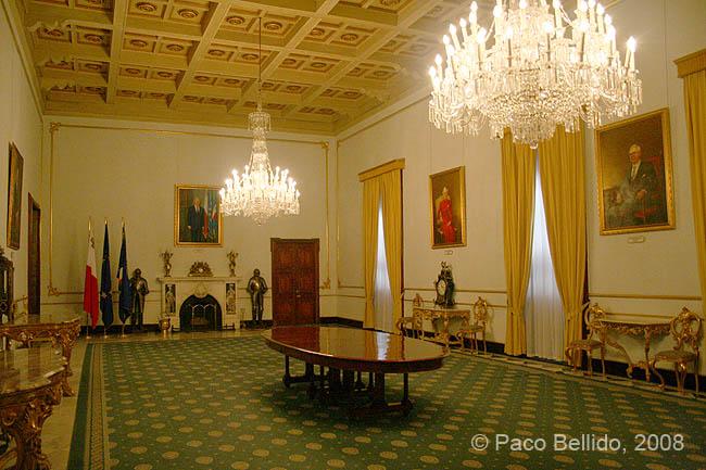 Salón del palacio. © Paco Bellido, 2008