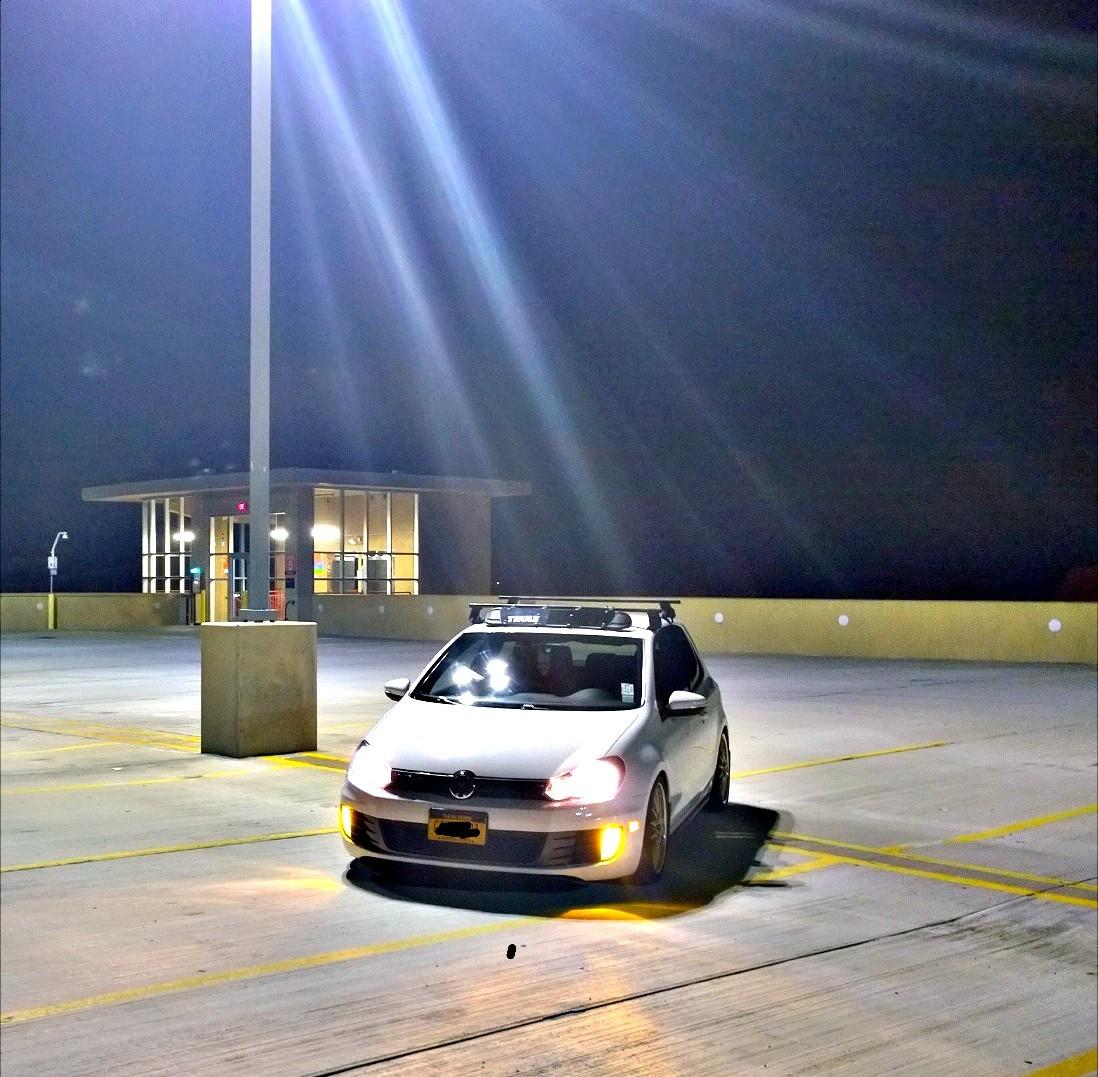 Volkswagen Dayton Ohio: Official CANDY WHITE GOLF/GTI Thread...