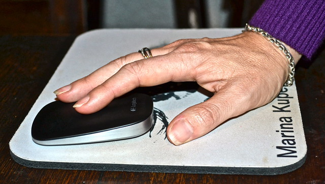 ultrathin touch mouse