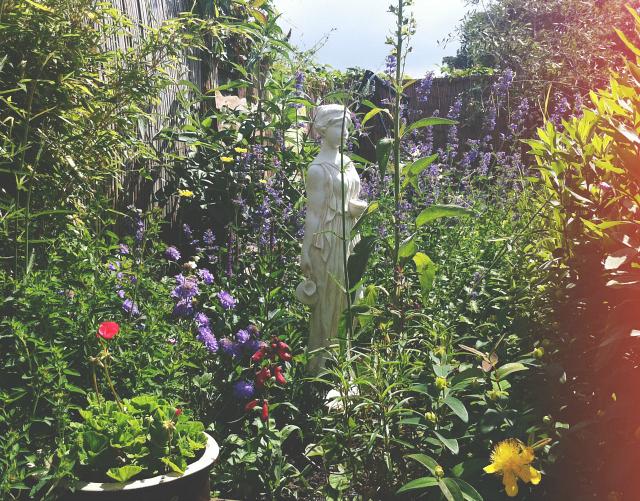 8 garden tour uk bee friendly plants flowers vivatramp book blog