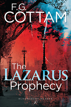 The Lazarus Prophecy by F.G. Cottam