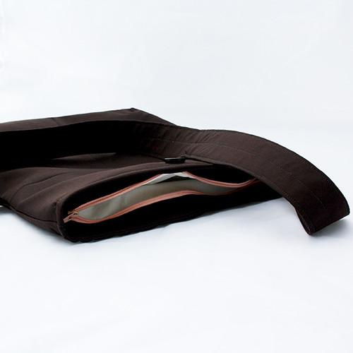 Colbert tas van een bruin colbert