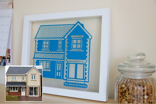 New-Home-Paper-Cutting