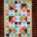 baby box step pattern by gen X quilters