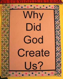 """Why Creation?"""