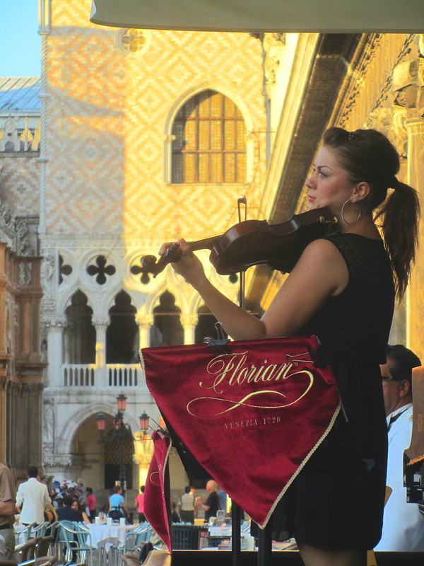 Violinista de Florian
