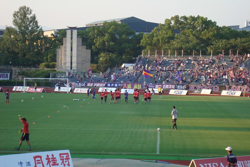 2014/07 J2第23節 京都vs福岡 #03