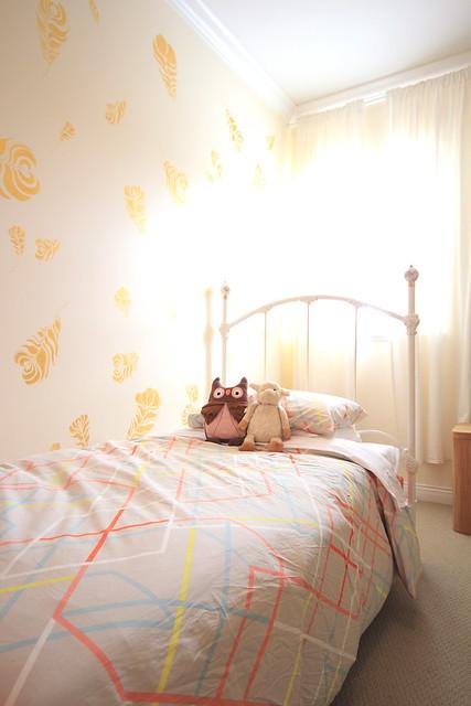 Halle's Big Girl Room