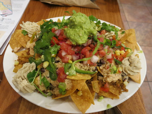 Nachos from Native Foods