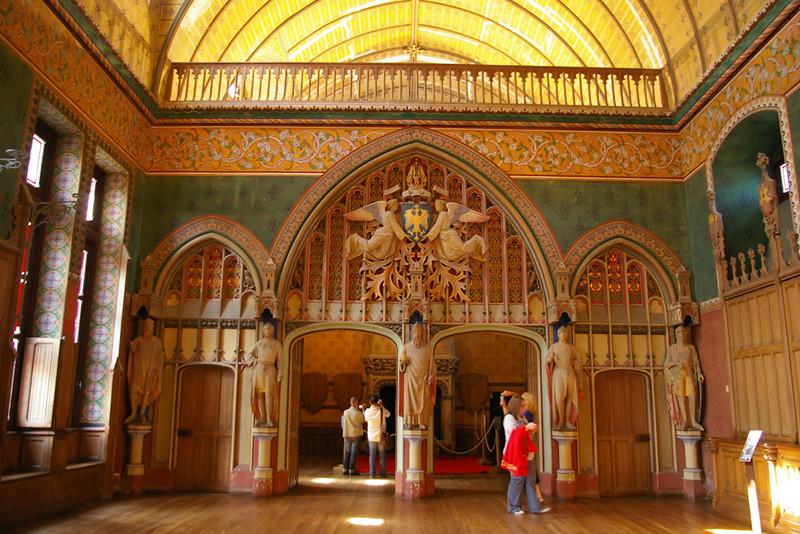 Interior Pierrefonds