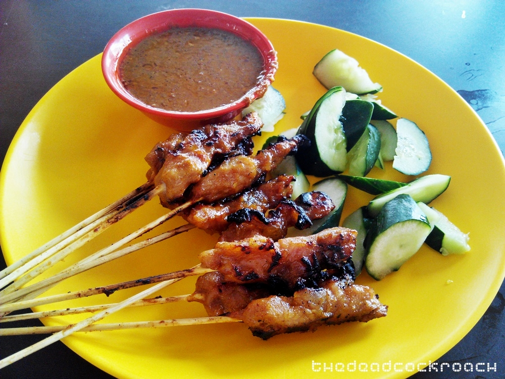 chai ho satay, clementi central, food, hawker, 沙嗲, 熟食中心, 财好沙嗲, 金文泰, food review,review,satay