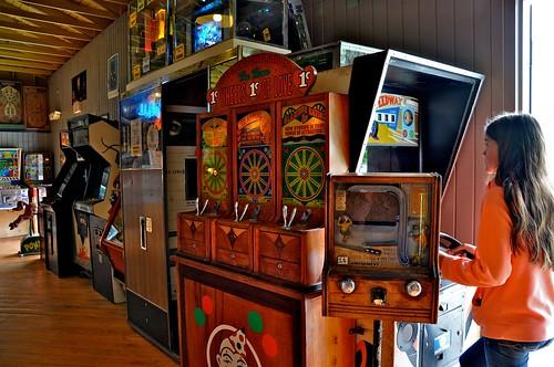 Spring Lake Penny Arcade - Burrillville RI - Arcade Games