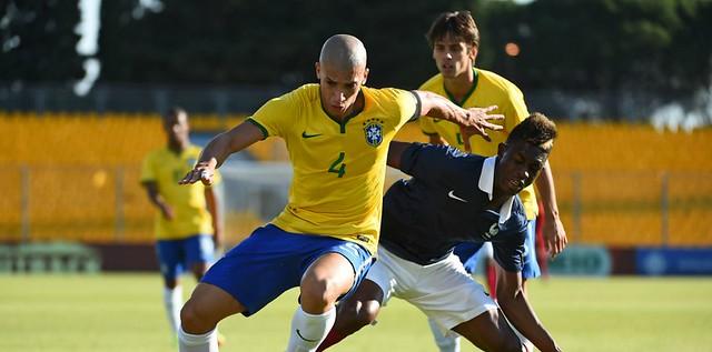 Dória: seleção brasileira Sub-21