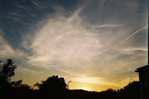 August Sky