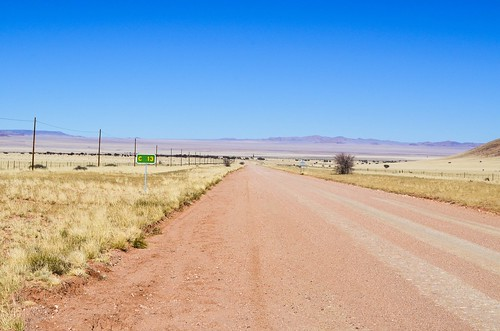 C13 road, Namibia