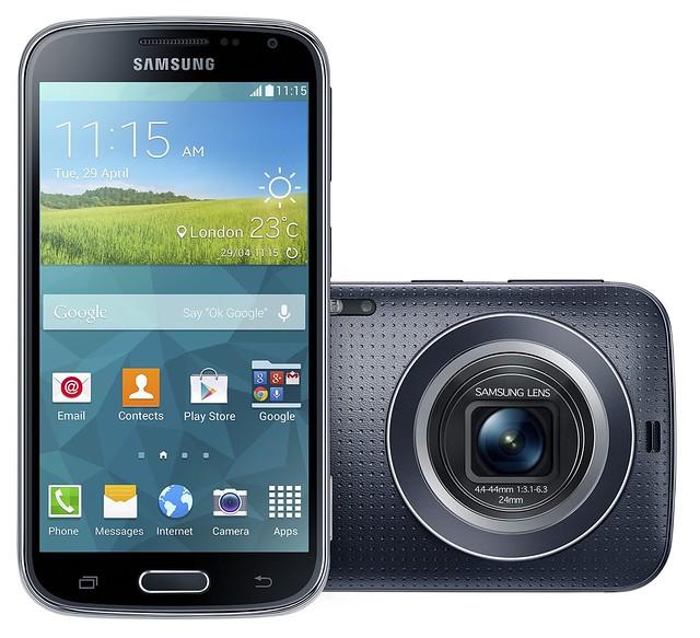 Samsung Galaxy K / S5 Zoom