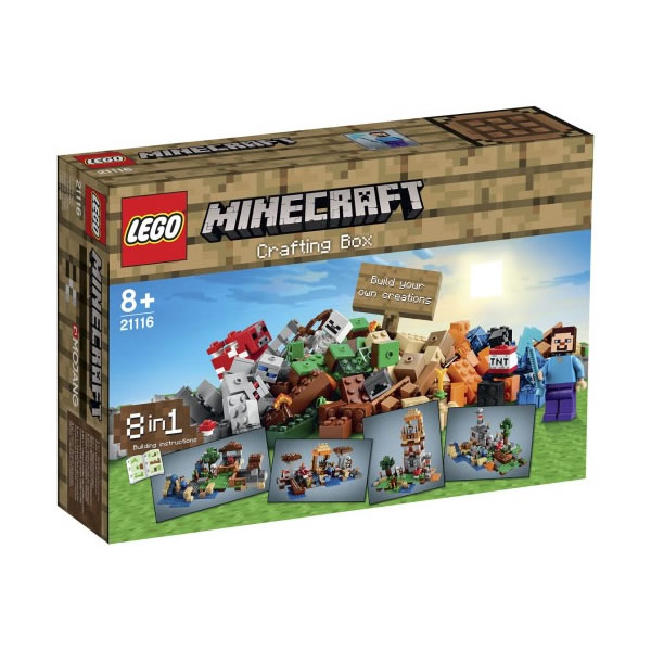 LEGO Minecraft 21116 - Creative Box