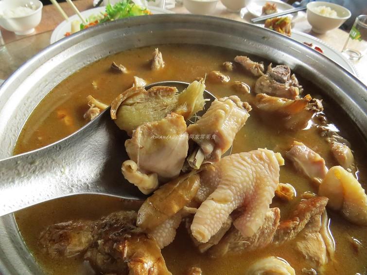 苗栗,薑汁撞奶,薑片雞,薑麻園,雲也居一,食尚玩家 @Amanda生活美食料理