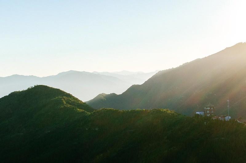46/365: Xiang Shan Sunset