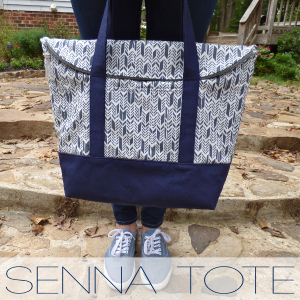 Senna Tote by Hey, it's SJ