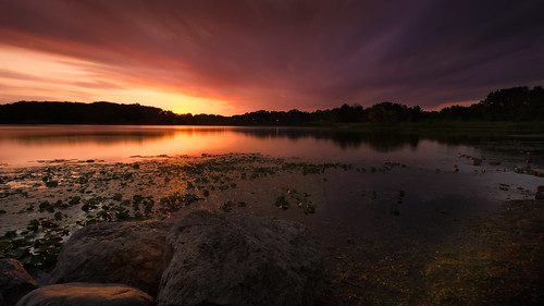 longexposure sunset lake clouds rocks cloudy oakhurst luminositymask