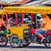 2014 - Mexico - Tuxtla Chico Chiapas - No Taxi, Bus Please