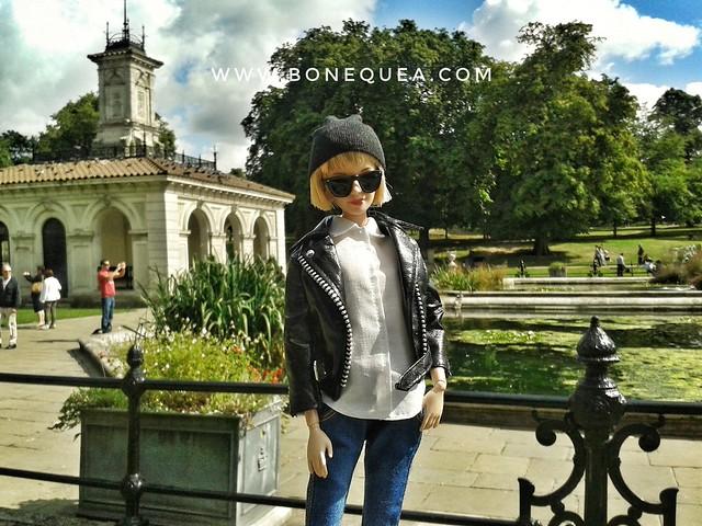 Hyde Park, London. 2014.
