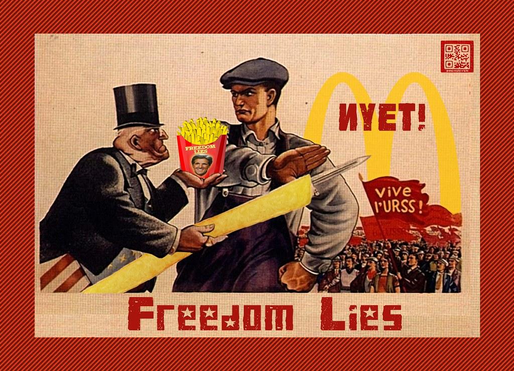 FREEDOM LIES 2.0