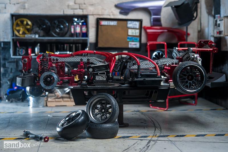 MST FXX-D VIP RWD Chassis Setup on Aphalt Rebuild RC Drift 15010324862_ce913621a2_c