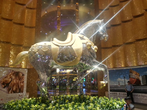 MGM Macau ~ Design and Features