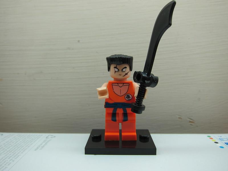 Dragon Ball Z LEGO Compatible Minifigures - Yamcha