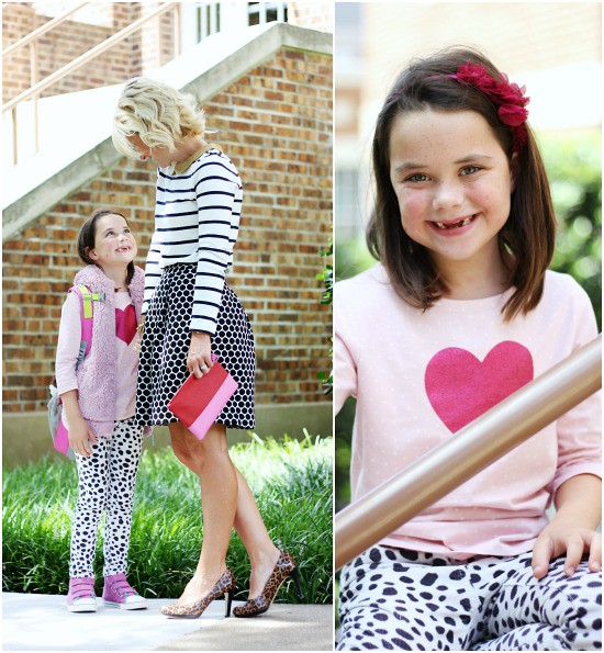 Hi Sugarplum | Back to School with Boden