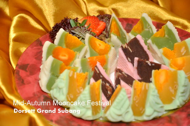 Dorsett Grand Subang Mooncakes 6