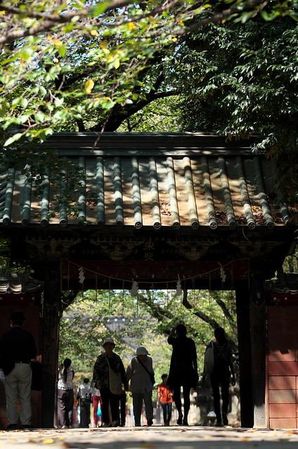 東京路地裏散歩 上野から谷中 2014年9月14日