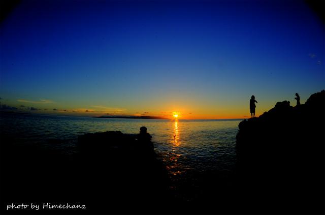 観音崎灯台からの夕焼けがめちゃくちゃキレイでした!