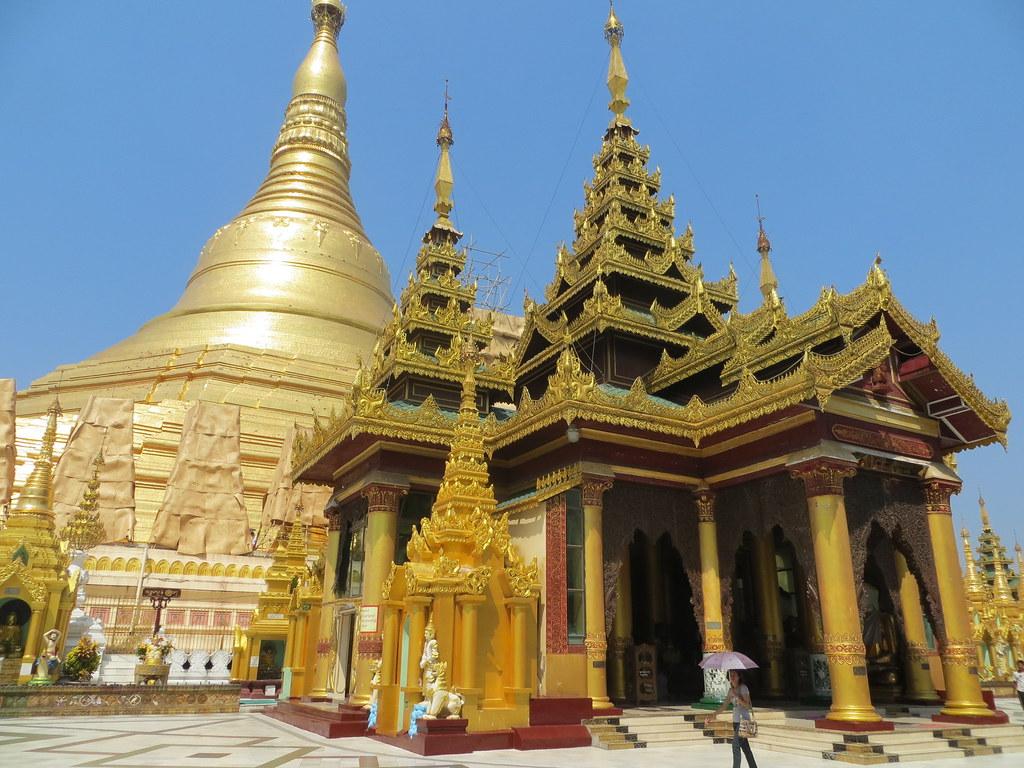 Bangkok ja Yangon 542