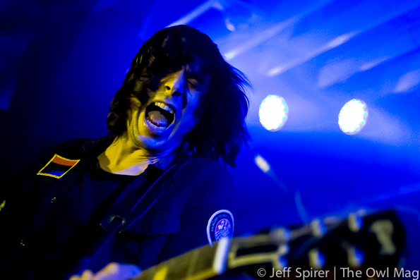 The Last Internationale @ DNA Lounge, SF 9/12/14