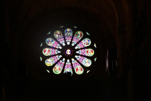 Cattedrale: rosone