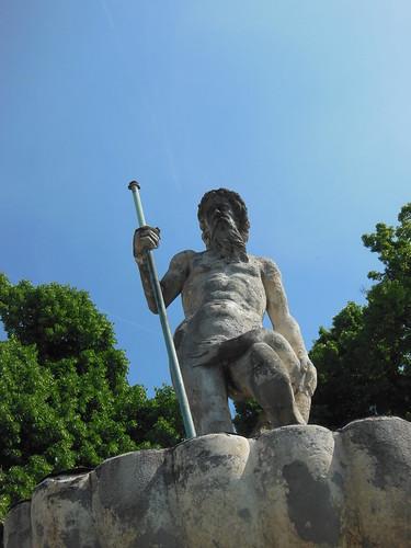 Fontana di Nettuno - Villa Barbaro