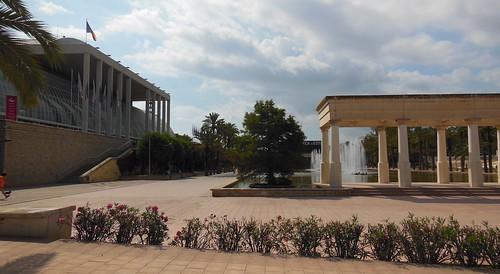 Los jardines del turia una gran reforma urbana art stica for Jardines del palau